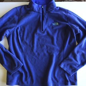 The North Face Womens Pullover Fleece Jacket